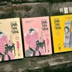 3 phiên bản sách Long Thần Tướng tập 1