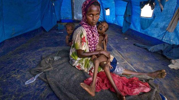 SOMALIA REFUGEES - KENYA