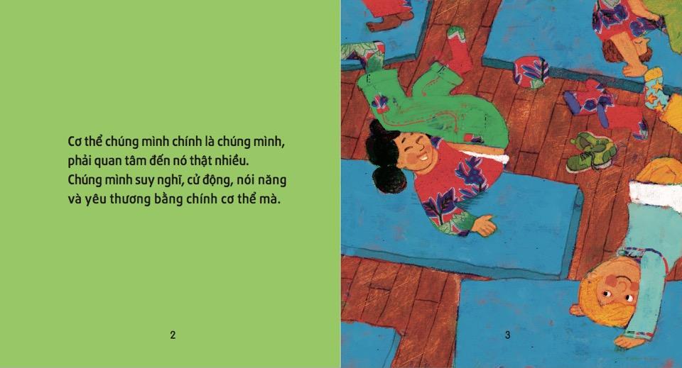 Sách trang 2-3